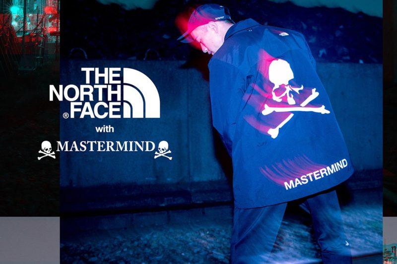 Lookbook mastermind x The North Face 14