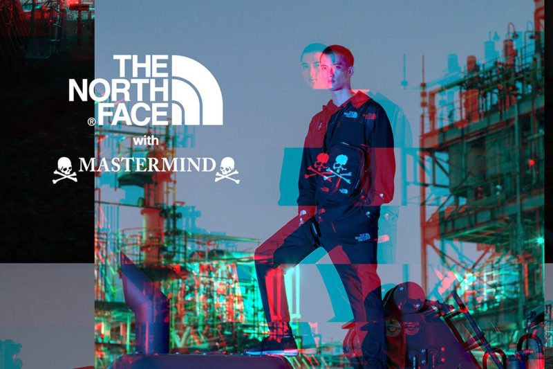 Lookbook mastermind x The North Face 3