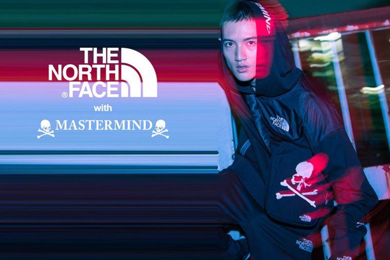 Lookbook mastermind x The North Face 5