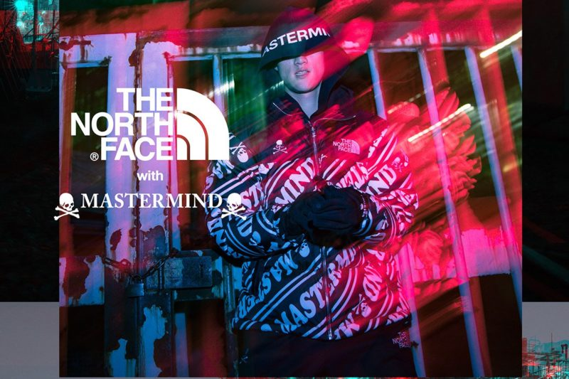 Lookbook mastermind x The North Face 9