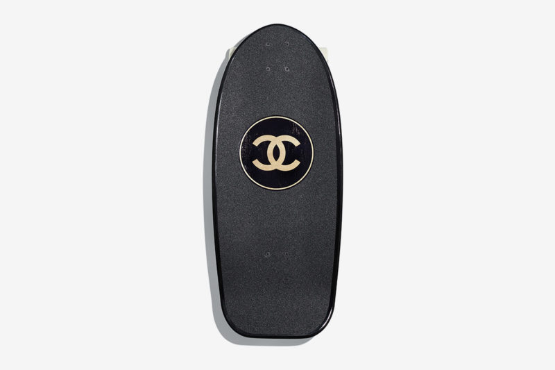 chanel skate deck surfboard 01