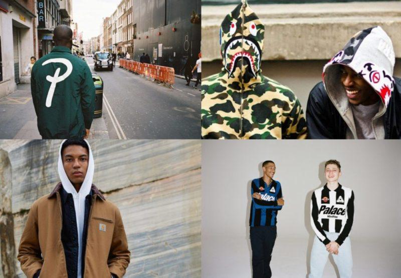 popularne marki streetwear