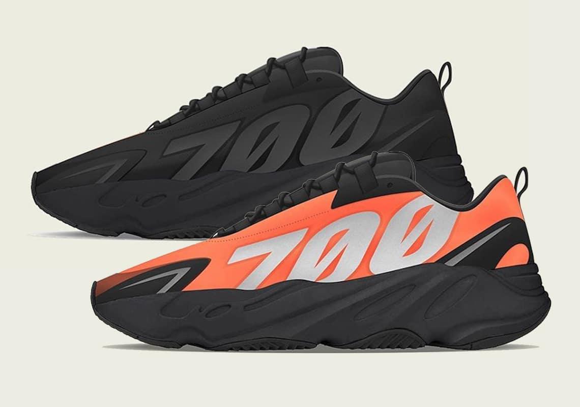 Nowe buty Yeezy Boost 700 MNVN | Streetwear.pl