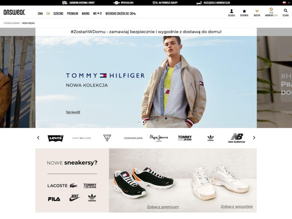 Polskie sklepy Streetwear | Streetwear.pl